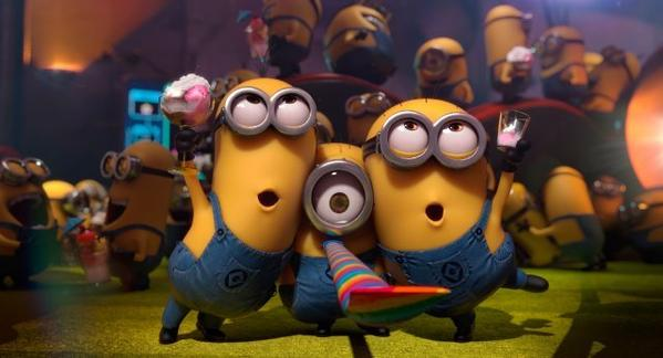"""Despicable Me 2"" ruled the box office this weekend as ""The Lone Ranger"" bombed"