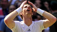 Andy Murray ends British men's 77-year Wimbledon drought