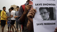 Snowden should take Venezuelan asylum offer, Russian official says