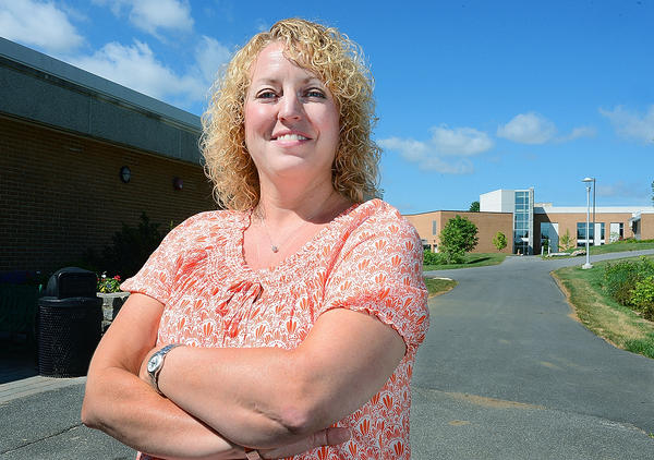 Jessica Chambers is the new dean of student affairs at Hagerstown Community College.
