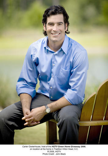 Lifestyle expert Carter Oosterhouse grew up in Traverse City, Mich., and remains a huge fan of the city.