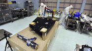 Hidden Maryland: NASA Goddard clean room
