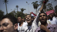 Egypt's Muslim Brotherhood calls for national uprising
