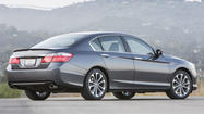 Kelley Blue Book's list of best family sedans under $25,000