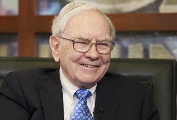 Warren Buffett donated about $2 billion in stock to the Gates Foundation.