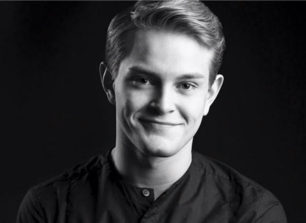 Jeppe Hansen, a dancer who studied at the prestigious Royal Winnipeg Ballet in Canada, says he was dismissed for appearing in pornography.