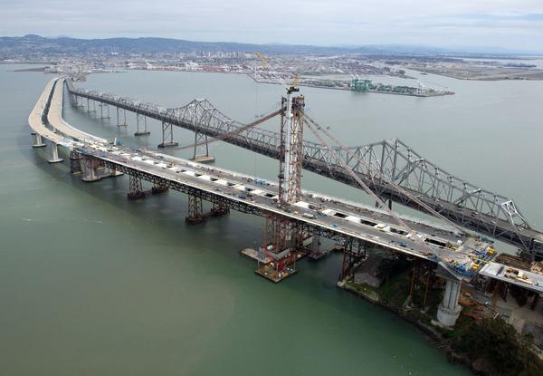 The new San Francisco-Oakland Bay Bridge's eastern span will not open as planned on Labor Day weekend.