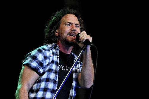 Eddie Vedder and Pearl Jam will play the L.A. Sports Arena in November