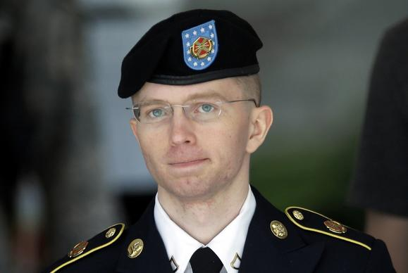 U.S. Army Pvt. Bradley Manning gave a trove of classified military and diplomatic material to WikiLeaks. After a court-martial, Manning was sentenced to 35 years in prison, after facing the possibility of up to 90 years behind bars. He will be eligible for parole in less than seven years. After his sentencing, Manning said plans to live as a woman named Chelsea and wanted to begin hormone therapy.