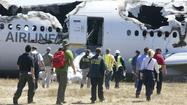 Escaping a plane crash: Don't wear flip-flops, advises a reader