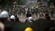 Iran denounces Egypt's military coup