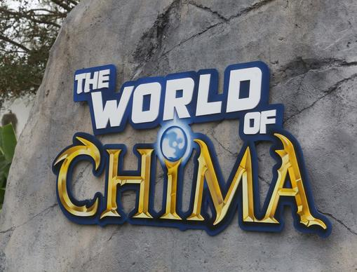 Legoland opens its new attraction called The World of Chima featuring the Quest for Chi water ride.