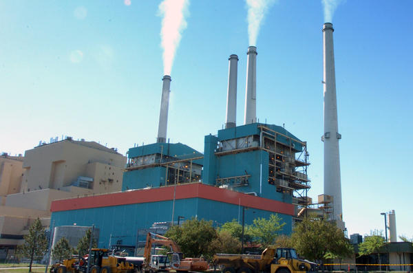 President Obama's climate change plan calls for limits on carbon dioxide emissions from coal-burning power plants like the Colstrip Steam Electric Station in Colstrip, Mont., which emits an estimated 17 million tons of carbon dioxide annually.