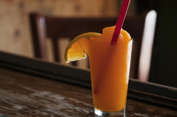 "Countless Baltimore bars have Orioles-themed drinks, but this cocktail at <a href=""http://findlocal.baltimoresun.com/listings/no-idea-tavern-baltimore"" >No Idea Tavern</a> is perhaps the best option for the Orioles third baseman. It's not your average champagne-meets-orange-juice cocktail. The Machadomosa ($4) is a slushie, mixed in a frozen drink machine with Freixenet Brut champagne, Stolichnaya vodka and orange juice. It's a refreshing start to a sweltering summer day and a cocktail fit for Baltimore's young star."