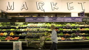 Kroger to buy Harris Teeter