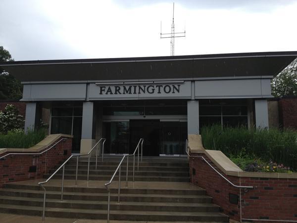 Farmington Town Hall.