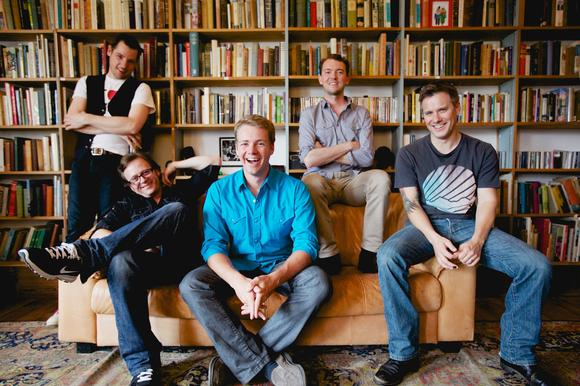 The Infamous Stringdusters are headed for Norfolk.