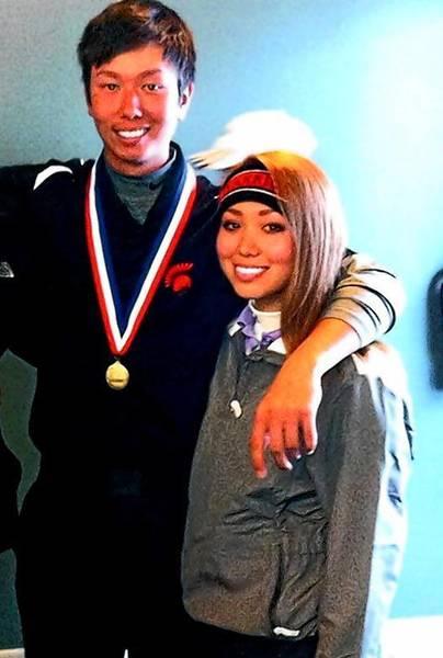Ian and Lauren Kelsey