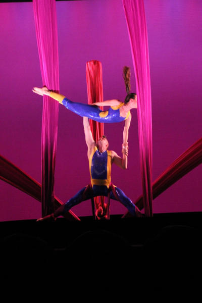The artistry and athleticism of Circurious will delight audiences in Bay View on Saturday, July 20.