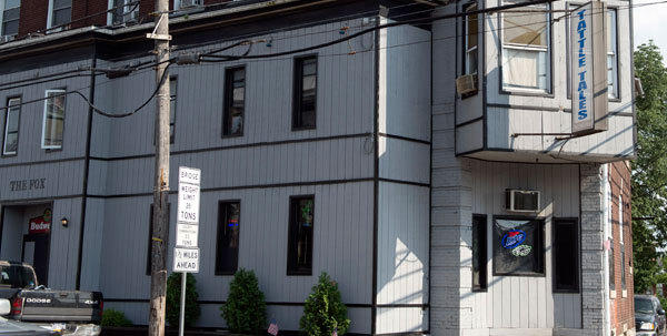 The former Tattletales North strip club in Bath is at the center of a trial over a customers unpaid $7,400 bill.