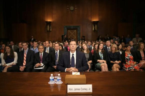 James Comey Jr. confirmation hearing