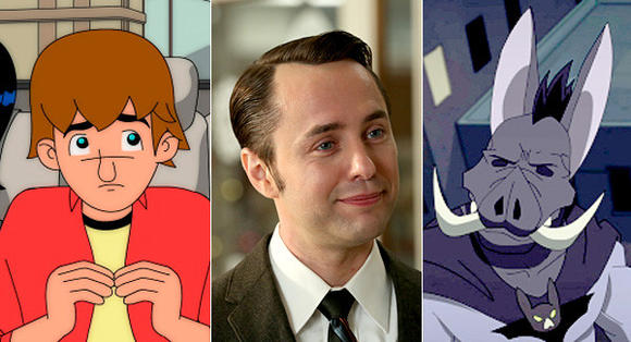 'Mad Men's' Vincent Kartheiser gets animated