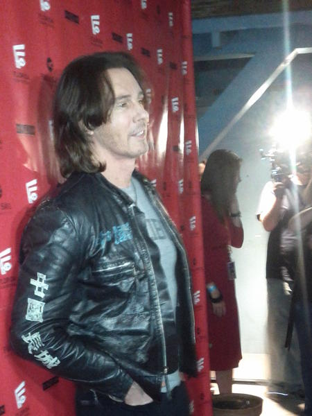 """Rick Springfield attended the 2012 Florida Film Festival for the premiere of """"An Affair of the Heart."""""""