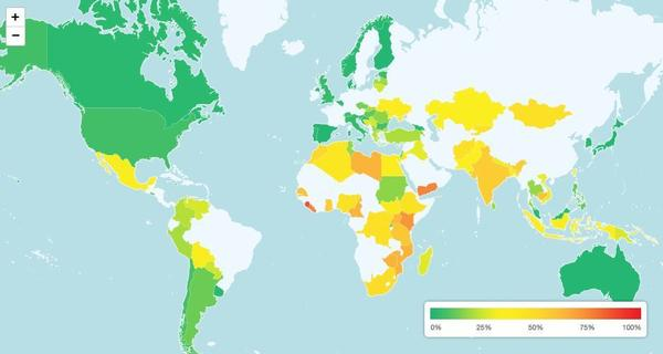 Global Corruption Barometer 2013