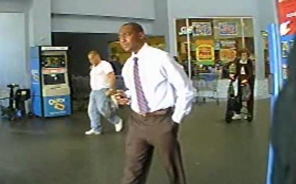 Broward Sheriff detectives are searching for the man seen on surveillance in a WalMart withdrawing about $5000 with a stolen debit card.