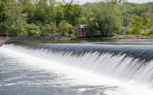 Palmer Township upervisors awill send a etter to the Wildlands Conservancy, expressing their concerns about its proposal to remove the Chain Dam to help shad migrate.