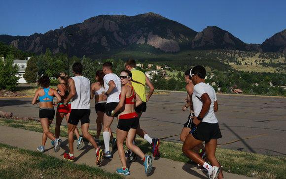 Colorado runners