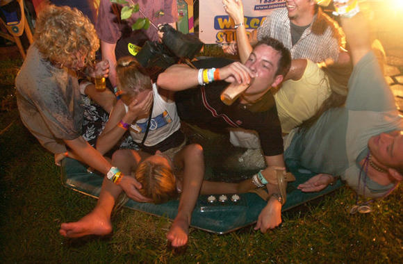 Gender and views of drunkenness