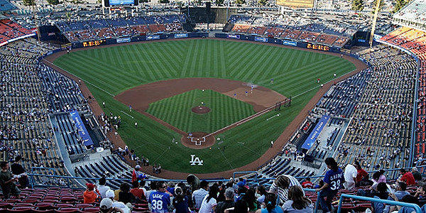 Since spring, the LAFD has stationed three ambulances at Dodgers home games to provide medical care.