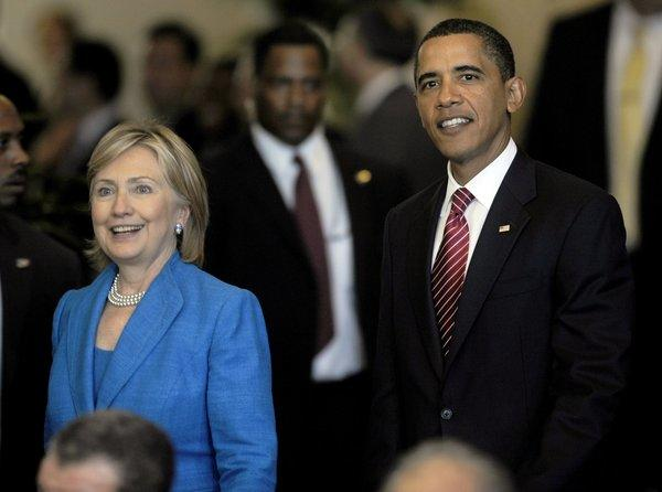 Obama campaign veterans to join pro-Hillary Clinton PAC