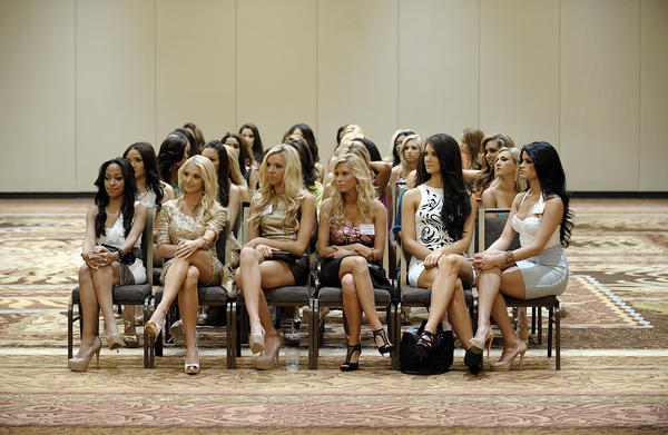 Pictures: Miss Florida USA 2014 - Miss Florida USA contestants
