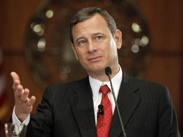 The 11 members of the FISA Court -- named after the 1978 Foreign Intelligence Surveillance Act -- are chosen by the U.S. Supreme Court chief justice from a pool of federal district judges. Above: Chief Justice John Roberts.