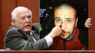 George Zimmerman Trial: Pictures from Day Twenty One
