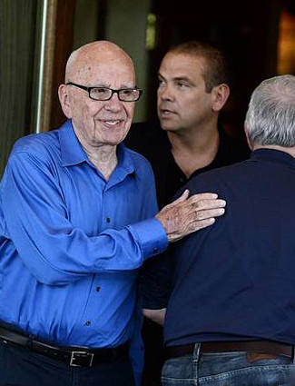 Rupert Murdoch to appear before Parliament again