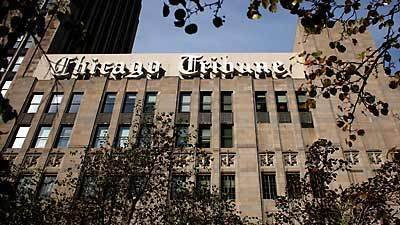 The Chicago Tribune, Los Angeles Times and other Tribune newspapers will become part of a new company known as Tribune Publishing Co.