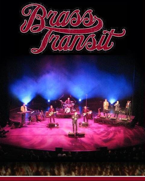 Brass Transit tribute band will perform hits from the band Chicago as part of Bay View's On the Rocks pops series. The concert begins at 8 p.m. Friday, July 12, in John M. Hall Auditorium in Bay View.