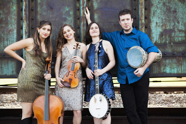 Harpeth Rising will perform in the Aten Place barn Saturday, July 13.