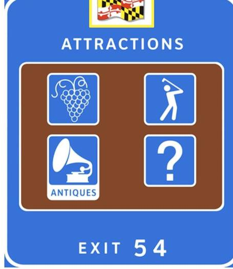 New Tourism Signs Proposed Along Harford Highways
