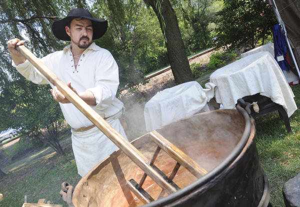 Historic Bethlehem's annual Blueberry Festival will feature a beer-tasting extravaganza.