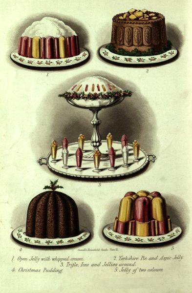 """Illustration from """"Cassell's Household Guide, Being a Complete Encyclopaedia of Domestic and Social Economy."""""""