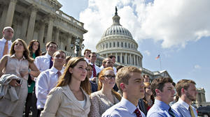 Student loan plan fails for second time in Senate