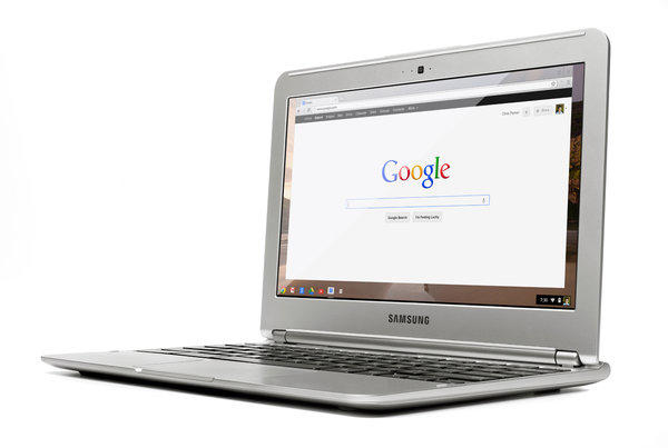 The Samsung Chromebook is the top-selling laptop on Amazon.com.
