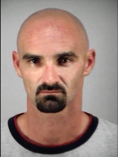 Lake County Jail mugshot of Brian Utterback.