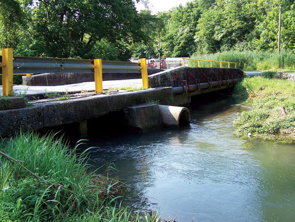 The Martinsburg (W.Va.) City Council is expected to decide Thursday evening whether to apply for state funding to replace the Oak Street bridge over Tuscarora Creek.