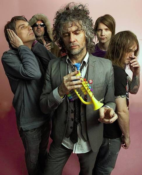 Flaming Lips perform July 15 at Oakdale.
