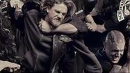 'Sons of Anarchy' teaser shows club brawl